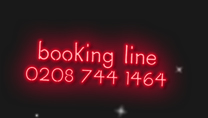 Harry Dolan booking line 0208 744 1464